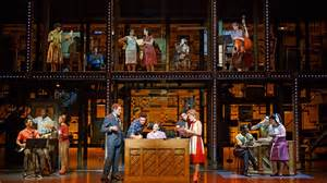 Beautiful: The Carole King Musical is an audience favorite.