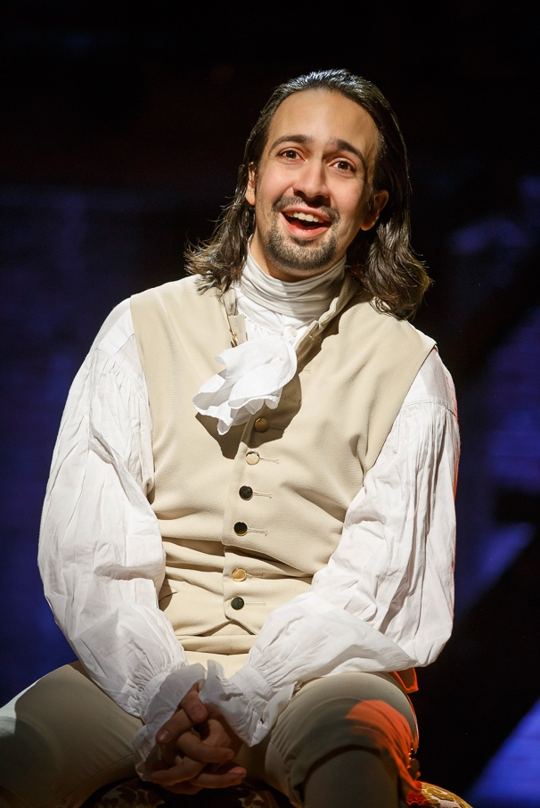 Lin-Manuel Miranda Latest Musical Hamilton to Transfer to Broadway