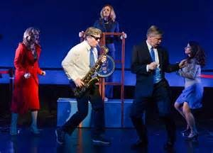 The musical covers a gamut of issues and incidents.
