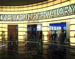 Group discounts One World Observatory