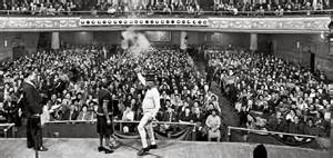 Performances at the Apollo included skits, variety, and musicals.
