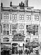 Hurtig and Seamon's New Burlesque Theatre.