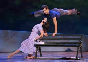 comps American in Paris on Broadway