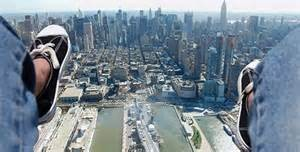 Take a grand tour of NYC on the NY Skyride.