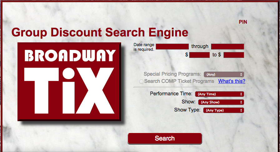 Our Comp Deal Saves You Cash: Use Broadway TIX to Find out How Much