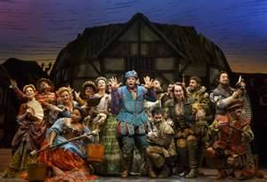 Something Rotten! on Broadway: Video Highlights of Tony Nominated Musical