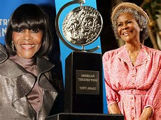 Cecily Tyson joins Jones in The Gin Game.