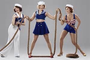 Dames at Sea is pure fun.