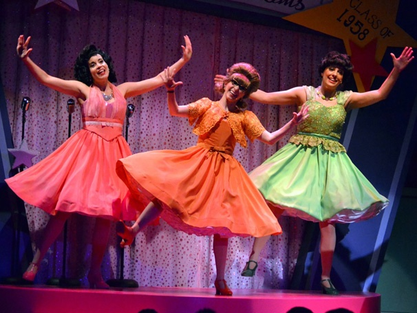 Groups – It's Your Party with The Marvelous Wonderettes