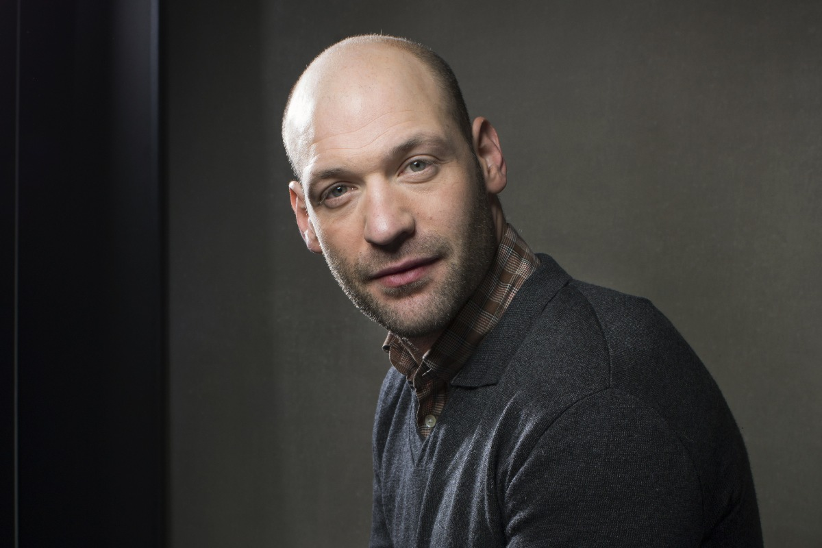 "Actor Corey Stoll from the film ""C.O.G."" poses for a portrait during the 2013 Sundance Film Festival at the Fender Music Lodge on Monday, Jan. 21, 2013 in Park City, Utah. (Photo by Victoria Will/Invision/AP Images)"