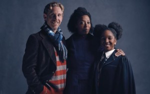 Ron, Hermione & Rose