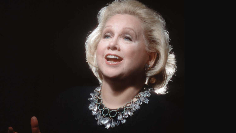 Remembering Barbara Cook