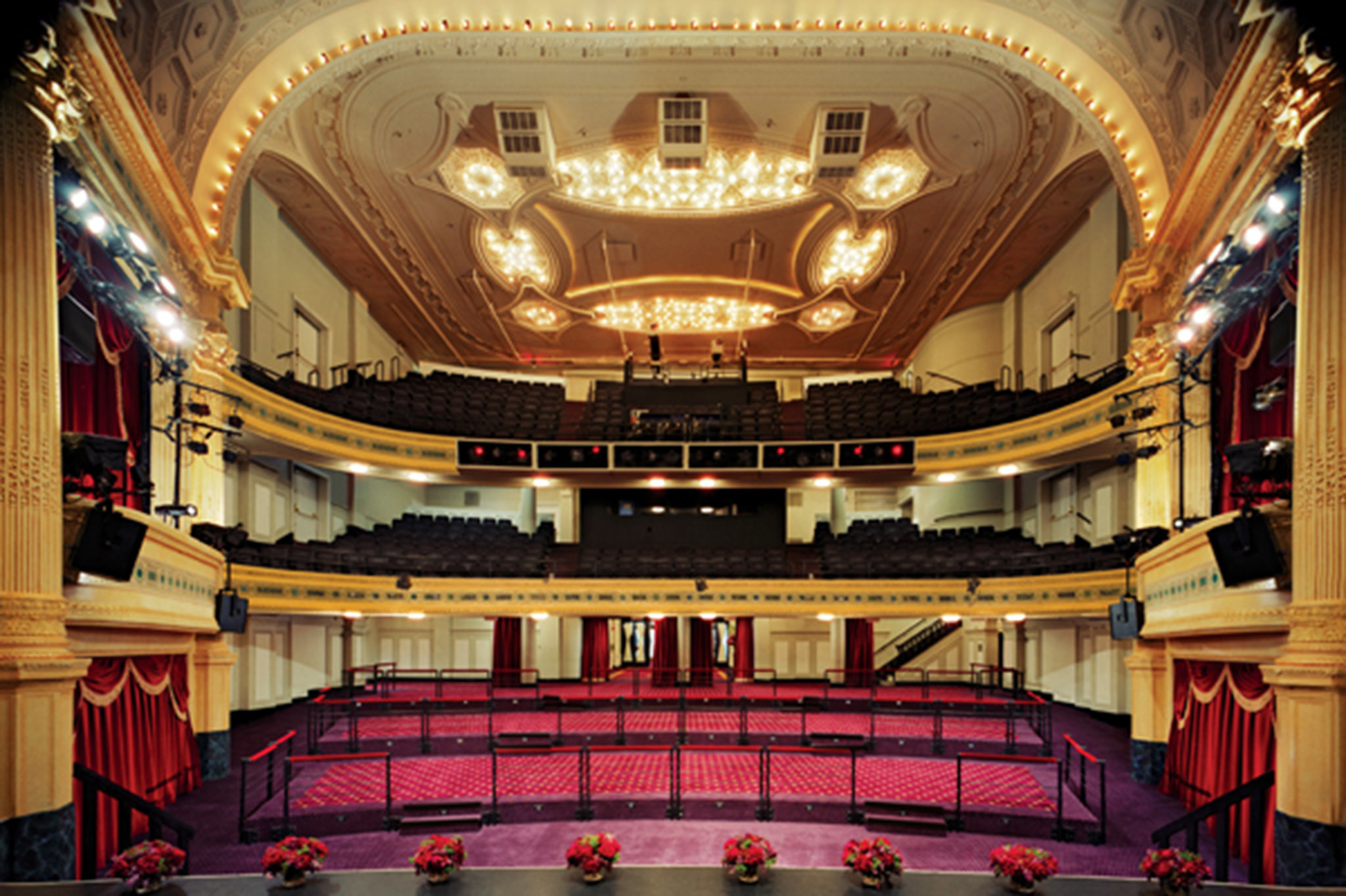 The Hudson Theatre | All Tickets Inc.