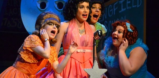 marvelous wonderettes group discount tickets