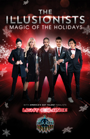 The Illusionists – Magic of the Holidays