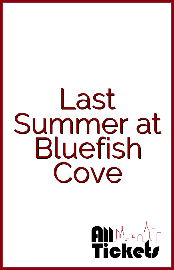 Last Summer at Bluefish Cove