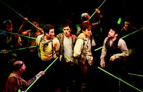 """""""Peter and the Starcatcher"""""""