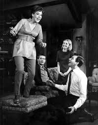 """Who's Afraid of Virginia Woolf original cast"""