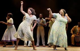 """""""Group discounts for Audra McDonald in Porgy and Bess"""""""