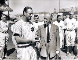 """Lou Gehrig and George M. Cohan All Tickets Inc. blog"""