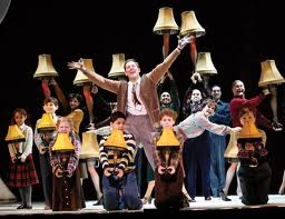 """A Major Award"" in A Christmas Story group discounts and COMPS from All Tickets"""