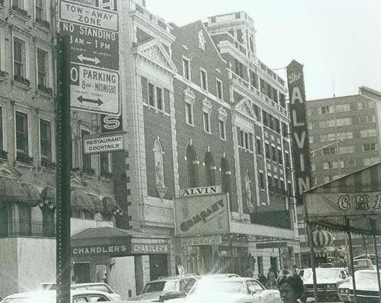 In 1927, the Neil Simon Theatre opened as the Alvin and was renamed in honor of Neil Simon on June 29, 1983.
