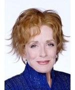 """""""Actress Holland Taylor as Ann Richards on Broadway"""""""