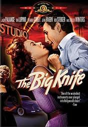 big knife movie poster