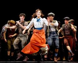 Newsies is a major family friendly musical.