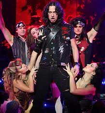 Rock on Rock of Ages!