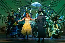 Wicked continues its long run.