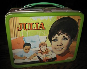 Carroll was immensely popular as a nurse on her hit TV series Julia.