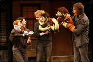 Avenue Q is a lot of fun.
