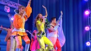 Mamma Mia! is more fun the second time you see it.