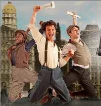 Group tickets, discounts Broadway Newsies