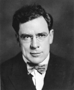 Maxwell Anderson wrote hit after hit in the 1920s, 30s and 40s.