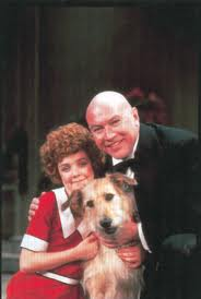 """Daddy Warbucks Annie Broadway"""