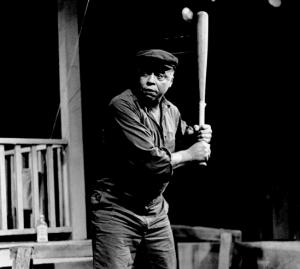 James Earl Jones as Troy in Fences.