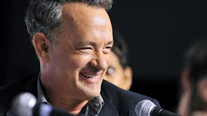 Tom Hanks is nominated for Lucky Guy.