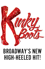 Kinky Boots group sales, comps, discounts Broadway