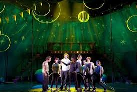The first Broadway revival of Pippin is a winner.