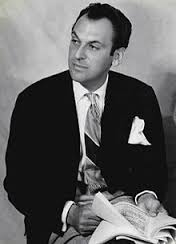 Moss Hart found fame and fortune on Broadway.