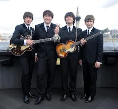 The Fab Four are resurrected in the jukebox musical Let It Be.