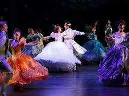 Broadway groups sales and discounts Cinderella Rodgers and Hammerstein
