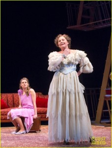 The Glass Menagerie is a very hot ticket.