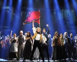 Broadway group sales, discounts les miz