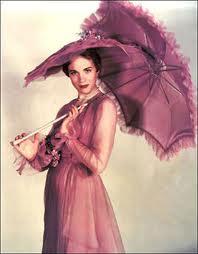 Julie Andrews as Eliza Doolittle