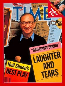 Neil Simon had a major breakthrough later in his career with Broadway Bound.