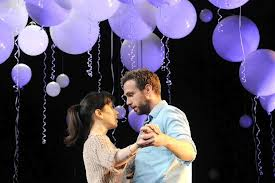 Rafe Spall, seen here in Constellations, makes his Broadway debut.