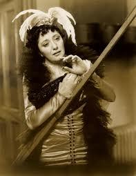 Helen Morgan in the film Show Boat.